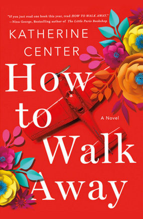 How To Walk Away Book