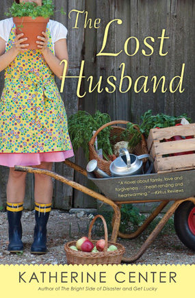 Lost Husband Book