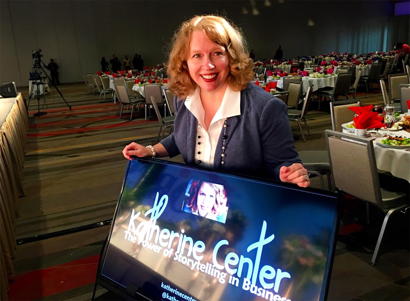 Katherine Center - Public Speaking