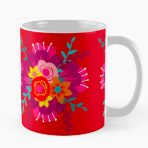 How to Walk Away Bouquet MUG