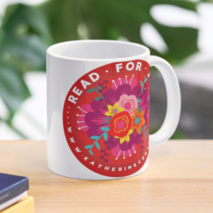 READ FOR JOY mug