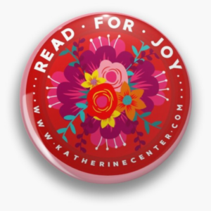READ FOR JOY PIN